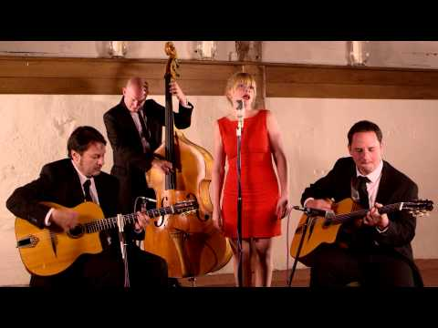 I Get A Kick Out Of You | Jonny Hepbir Quartet | UK & International Gypsy Jazz Band Hire music