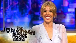 Kylie Minogue Talks Michael Hutchence - The Jonathan Ross Show