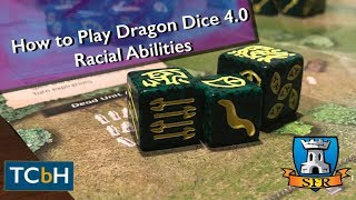 How to Play Dragon Dice 4.0 - Core Rules - Racial Abilities