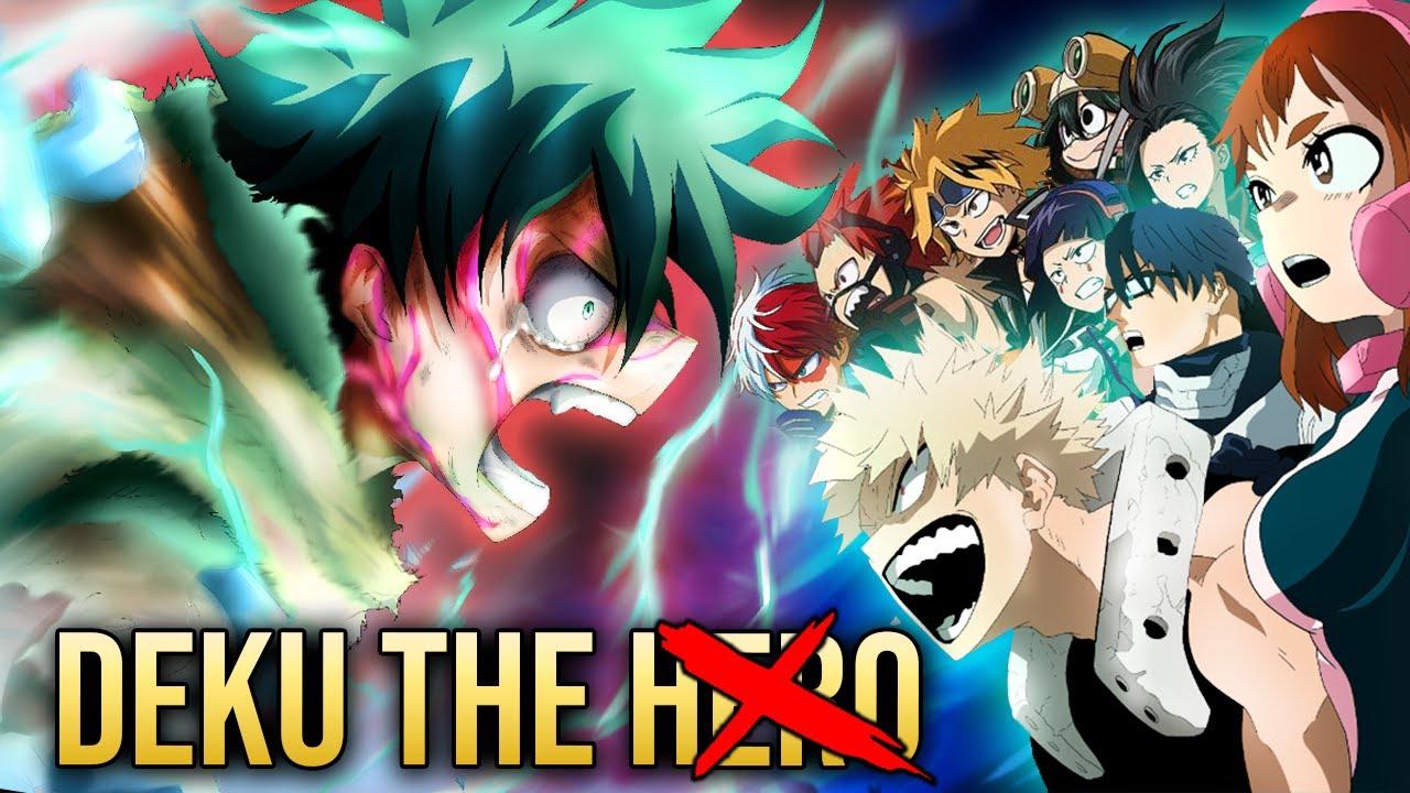Deku Has GONE TOO FAR! – Deku's DOWNFALL As a HERO EXPLAINED – Deku vs Class 1-A (My Hero Academia)