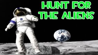 Moonbase Alpha - The Hunt For The Aliens