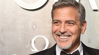 George Clooney Not Taking Any Chances of Missing the Birth of His Twins With Amal