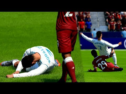 What Happens if Alex Hunter INJURES Ronaldo? (FIFA 18 The Journey)
