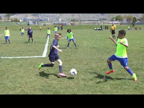 Wasatch SD vs Comba FC - U11 Premier Soccer