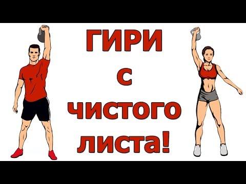 Гиревой спорт тренировочные программы для начинающих видео уроки