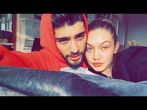 Zayn Malik SPILLS on What He and Gigi Hadid Do for Date Night
