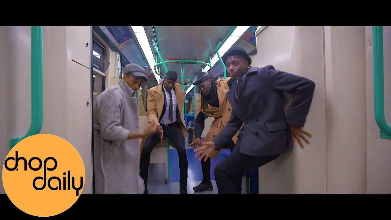 Mr Eazi ft Giggs - London Town (Villians Crew Dance Video)