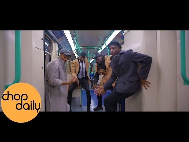 Mr Eazi ft Giggs - London Town (Villians Crew Dance Video)