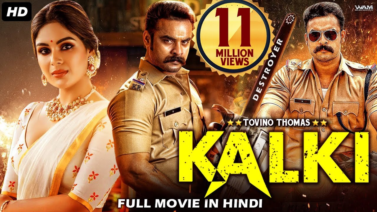 Download Kalki Full Movie (2021) New Released Hindi Dubbed Movie | Tovino Thomas, Samyuktha |South Movie 2021