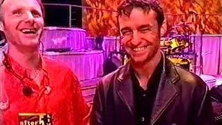 Wet Wet Wet - Picture This at Christmas interview - After 5 Live