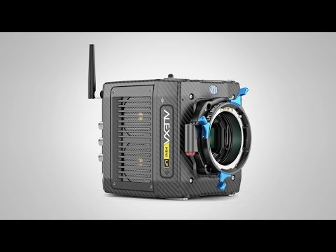 ARRI Expands Large Format Camera Systems with ALEXA Mini LF at NAB 2019