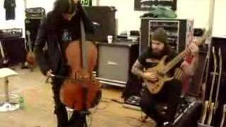 Apocalyptica 'Duelling Cello'