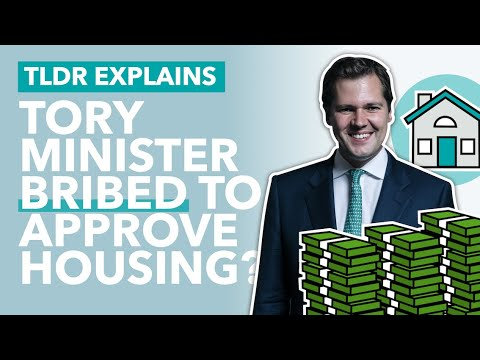 "Housing Minister Robert Jenrick's Planning Scandal: ""Cash-for-Favours"" or Coincidence - TLDR News"