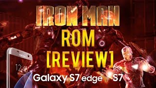 [Review]  IronMan Rom 1.2.0 on Galaxy S7/S7 Edge (Android 7.1.1 Note 8 Port)