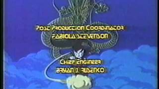 Dragon Ball Movie 03 ED - Makafushigi Adventure! (Harmony Gold English Dub, Unknown Singer)