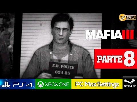 MAFIA 3 Español Parte 8 Gameplay PC 2K | El Maton de Vito - Walkthrough