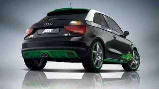 ABT Audi A1 2010 Videos