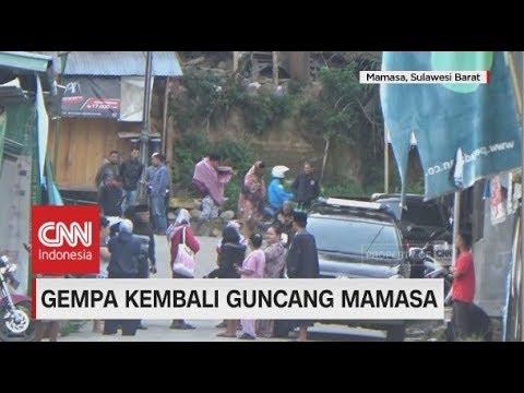 Gempa 5,5 Magnitudo Kembali Guncang Mamasa Mp3