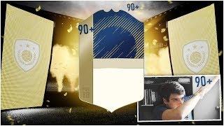 ICON IN A PACK! ANCORA NON CI CREDO! - MEGA PACK OPENING FIFA 18