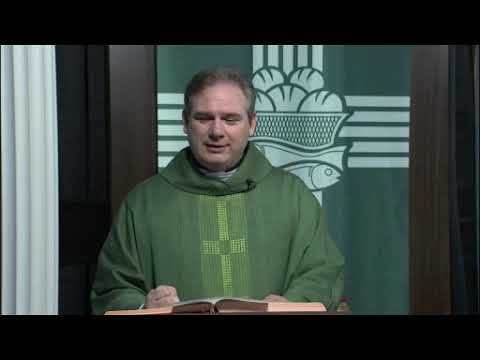 TV Mass Homily 2018 10 14