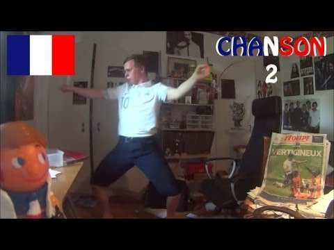Chanson de la coupe du monde 2 - Jojo Bernard