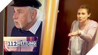 Opa rastet aus! Schießt er mit Knarre auf Kinder? | 1/2 | 112 - Rettung in letzter Minute | SAT.1 TV