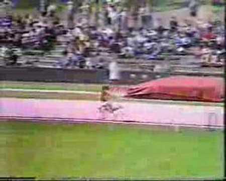 1978 5000m Foster vs Mcleod