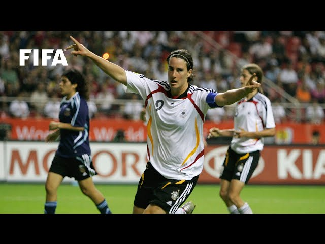 🇩🇪 Birgit Prinz | FIFA Women's World Cup Goals