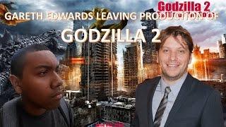 Gareth Edwards Is Leaving Production Of Godzilla 2