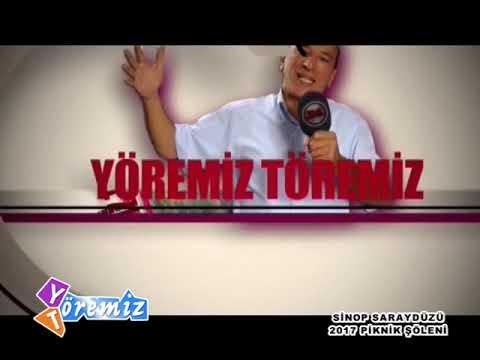 Yöremiz Töremiz Sinop Saraydüzü Derneği 2017 Piknik 1 bölüm
