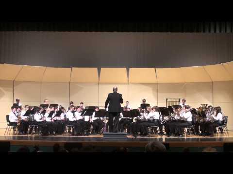 Symphonic Band performs Meadowlands James MacBeth arrangement