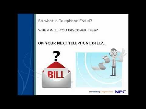 Toll Fraud Explained