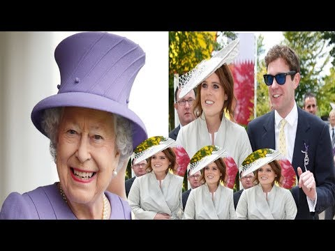 Princess Eugenie's boyfriend flies to Balmoral Castle to ask the Queen for her blessing on their en