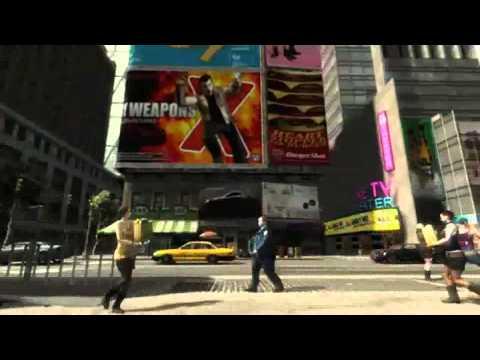 GTA IV Trailer Oficial #1 (Español)