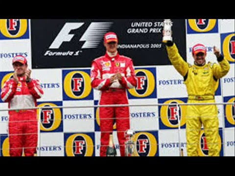 The Story of the 2005 Formula One United States Grand Prix