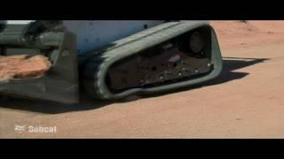 Bobcat Compact Track Loaders: Roller Suspension System