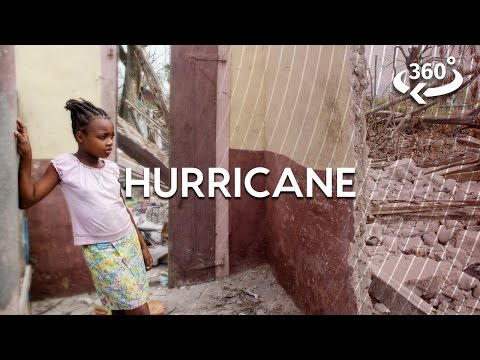 Life In Haiti After A Devastating Natural Disaster