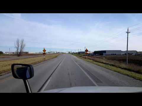 Bigrigtravels Live! - Altoona to Marshalltown, Iowa - November 11, 2016
