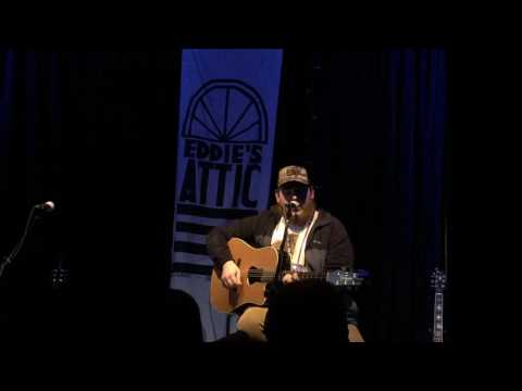 Luke Combs - Be Careful What You Wish For Clip Eddie's Attic Jan 2016