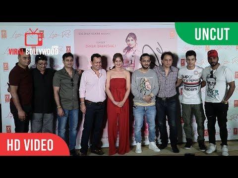 Download Lagu  UNCUT - Leja Re Song Launch Dhvani Bhanushali's first single | T-Series Mp3 Free