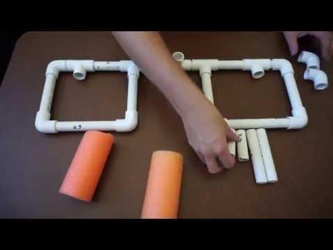 UUR Tutorial - How to assemble a Seaperch ROV frame