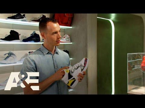 Storage Wars: Jarrod and Brandi's Nike Dunks (Season 8, Episode 13)   A&E