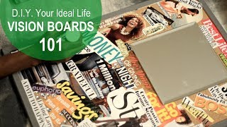 How to create a vision board & make it work | Nik Scott