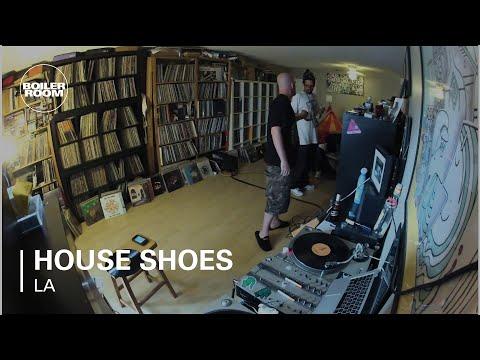 House Shoes Boiler Room LA - Daytime Session 1/2