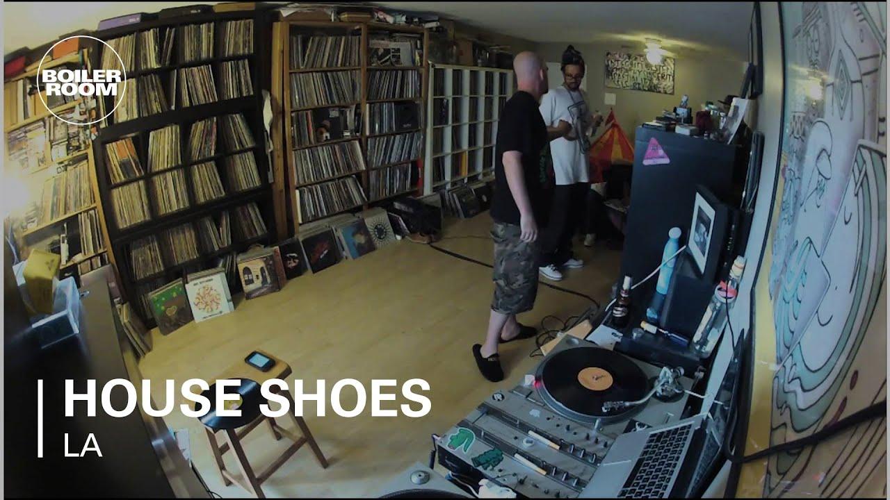 Boiler Room House Shoes