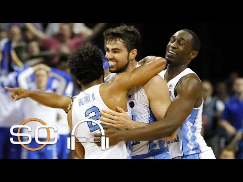 Luke Maye Now Forever Remembered At North Carolina | 1 Big Thing | SC With SVP | March 28, 2017