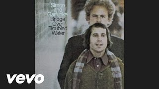 Simon & Garfunkel's official audio for 'Bridge Over Troubled Water'...