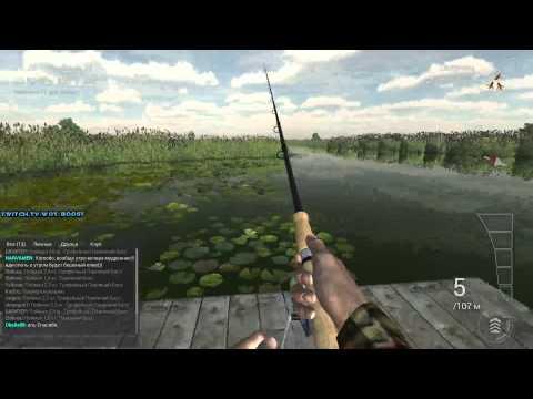 Fishing Planet - Эверглэйдс, Флорида, Коричневый Сомик, Канальный Сом