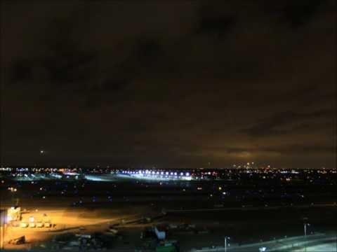 MSP International Airport Time Lapse