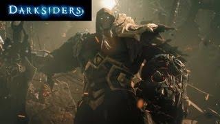 Darksiders - The Endwar begins
